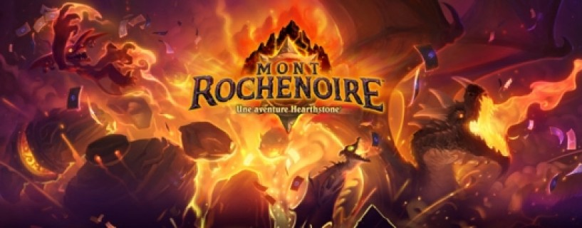 La seconde Aventure d'HearthStone :Blackrock Mountain