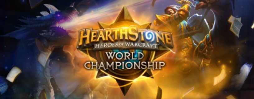 World Championship 2015 Hearthstone