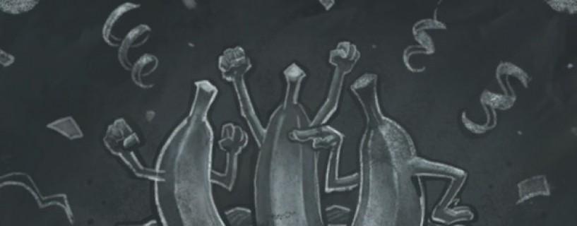 Bataille de bananes (Bras de fer #2)