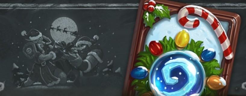 Échange de cadeaux et Couronne du Voile d'hiver: bras de fer #27