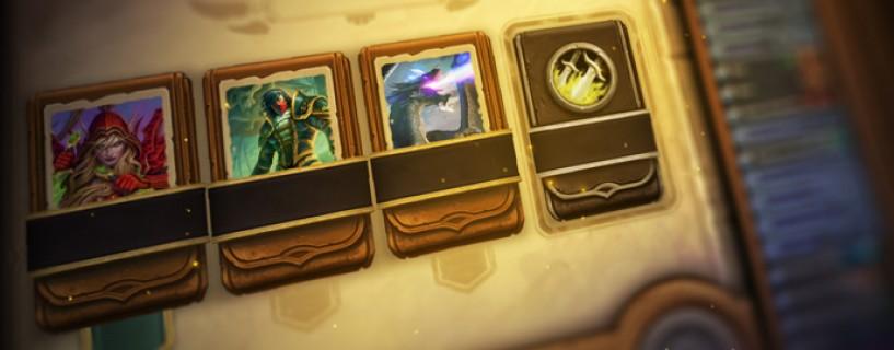 Voici les modèles de deck !
