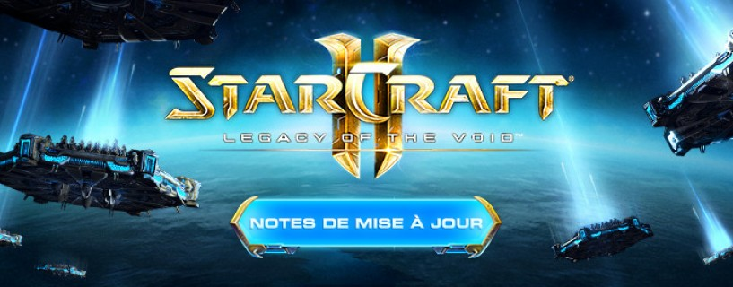 Starcraft 2 LotV 3.2.1