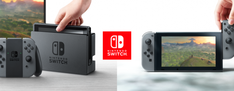 Nintendo Switch, tout ce qu'il faut savoir