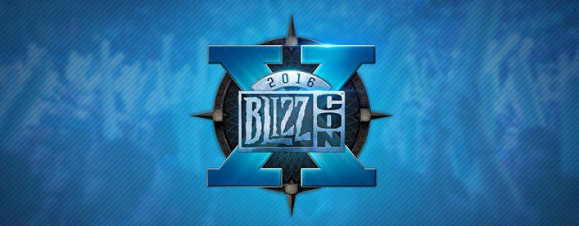 Le Résumé de la cérémonie d'ouverture de la BlizzCon 2016