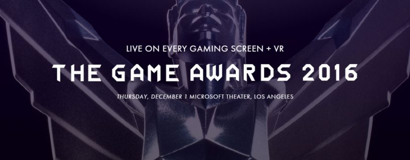 The Game Awards 2016 – Lauréats et Infos