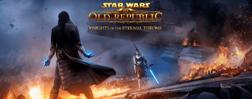Star Wars : The Old Republic – Knights of the Eternal Throne