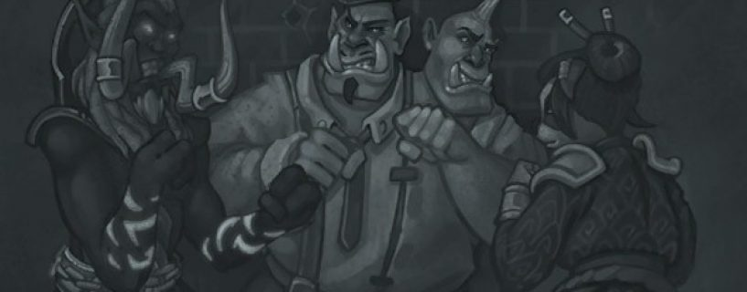 La bataille de Gadgetzan : Bras de fer #77