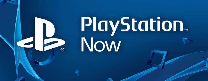 PlayStation Now : Liste des jeux