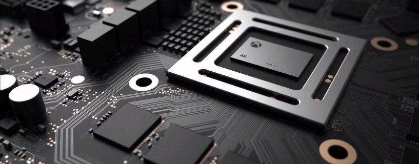 Xbox Scorpio : Les spécificités