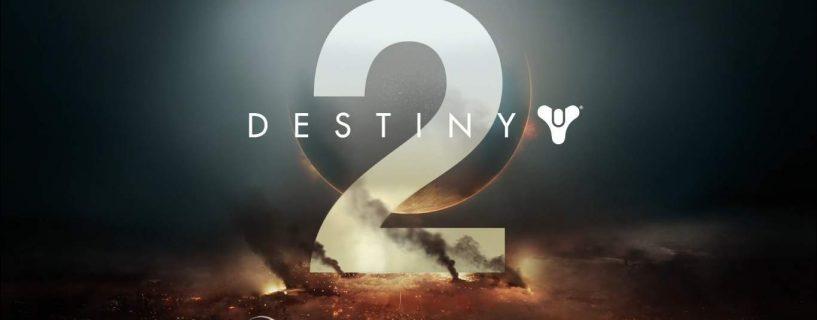 Destiny 2 : Bande d'annonce & Sortie