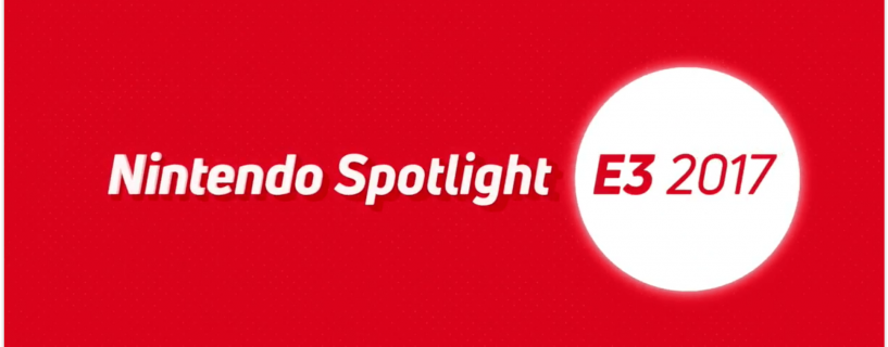 Direct E3 2017 Nintendo le bilan !