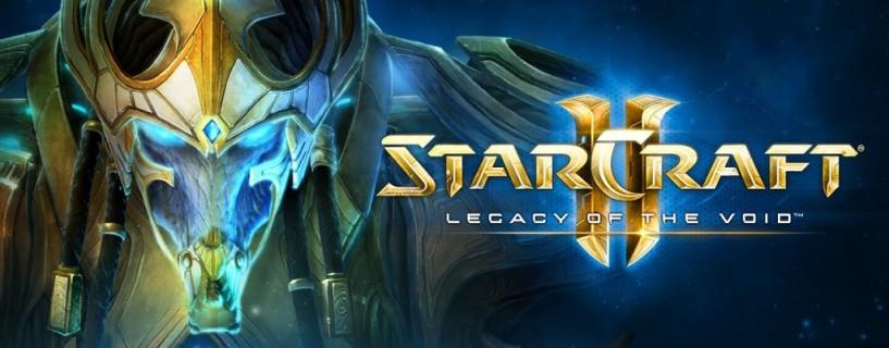 Premier patch pour la bêta de Legacy of the Void