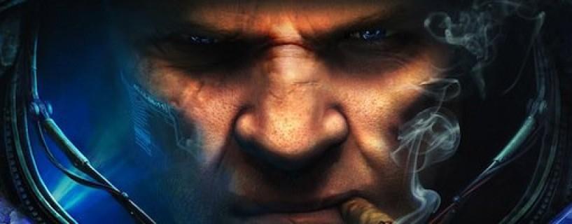 The Rush: A Very Dark StarCraft Fan Film