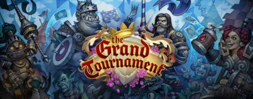 The Grand Tournament (le grand tournoi) [Extension HearthStone]