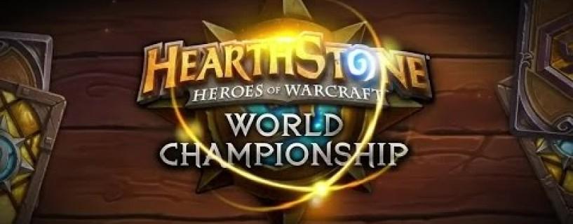 World Championship 2016 Hearthstone