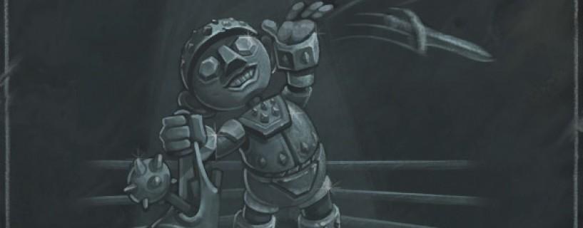 Le Bras de fer brillant de Bling-o-tron : Bras de fer #34