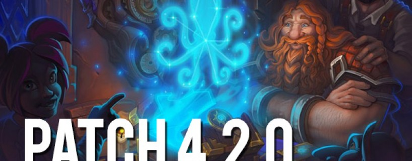 Hearthstone patch 4.2.0 ![info]