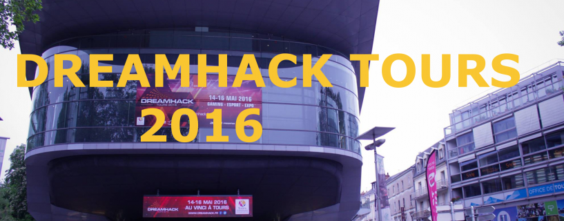 DreamHack Tours 2016 Section Hearthstone