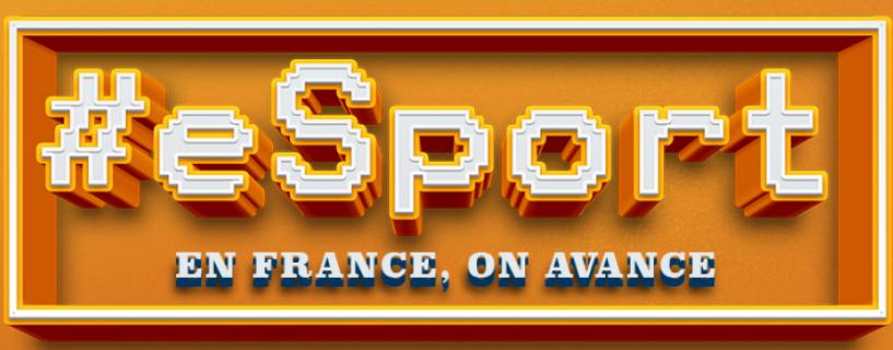 Promotion de l'Esport par le Gouvernement français