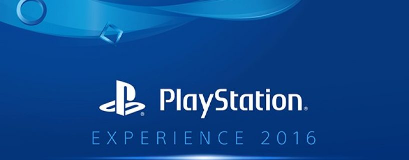 PlayStation Experience 2016 – Toutes les Infos