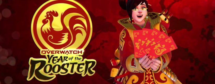 Nouvel An Chinois sur Overwatch