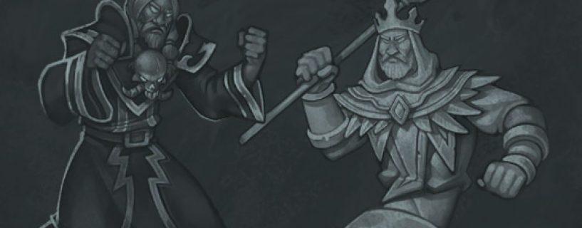Bataille royale de boss: Bras de fer #83