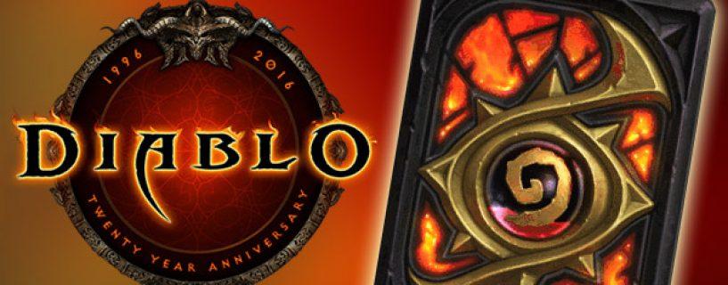 20ème anniversaire de Diablo : Le Rôdeur noir :  Bras de fer #80