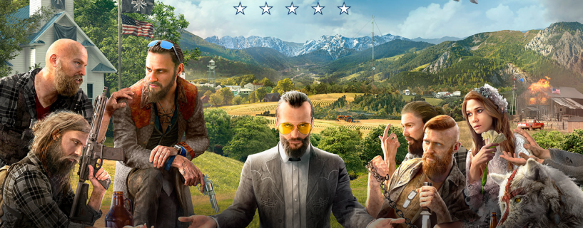 Far Cry 5, Tout ce qu'il faut savoir !