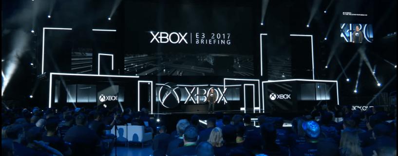 Conférence E3 2017 Xbox le bilan !