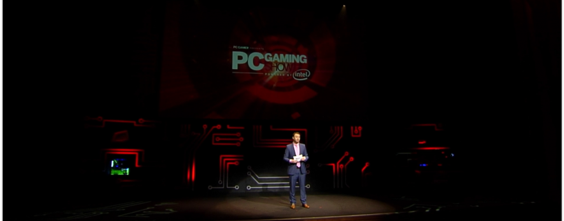 Conférence E3 2017 PC Gaming Show le bilan !